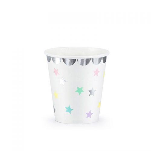 vaso estrellas -floristería iglesias
