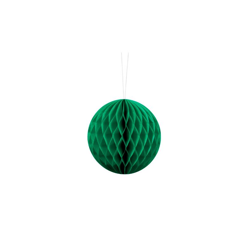bolas de panal turquesa -floristería iglesias