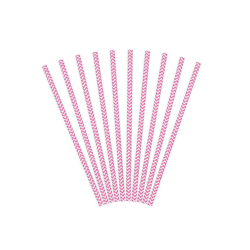 pajita rosa -floristería iglesias