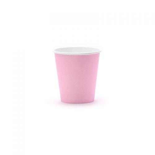 vaso rosa-floristería iglesias