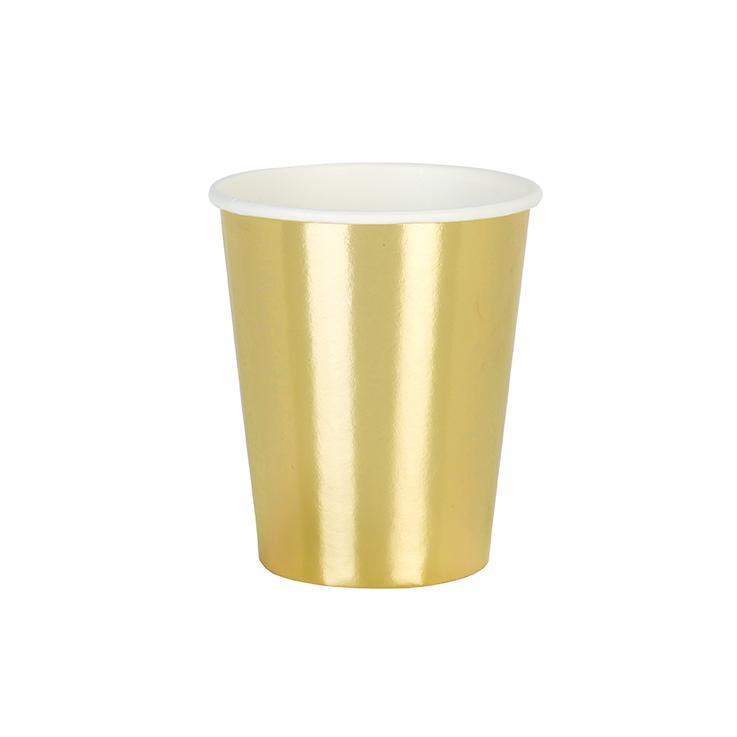 vaso dorado - jardineriaiglesias - fiesta