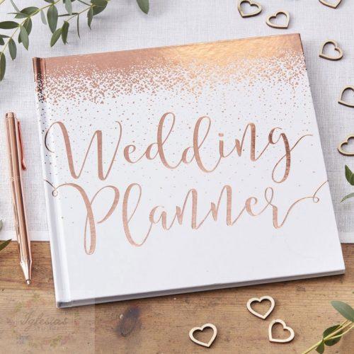 planificador - wedding - iglesiasfloristeria