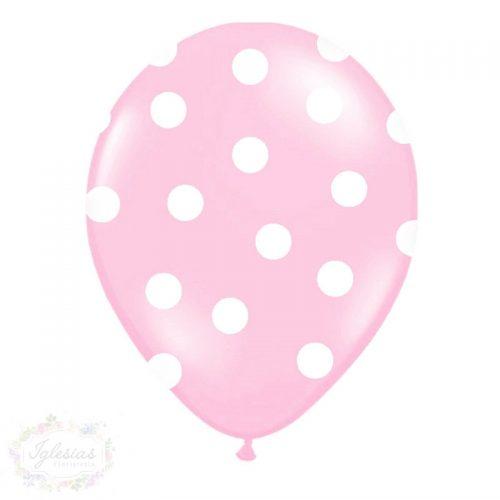 globotopos - rosa - iglesiasfloristeria - fiesta