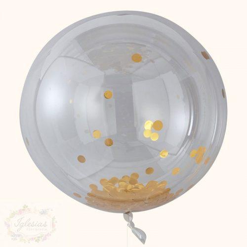 globogigante - confeti - iglesiasfloristeria - fiesta