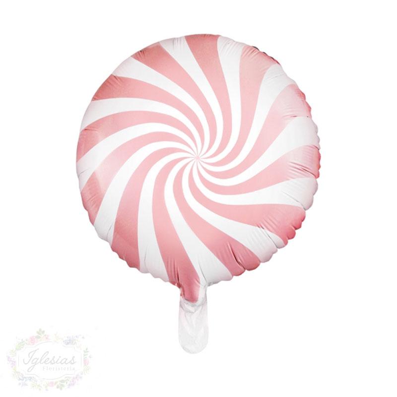 globo-mylar-caramelo-rosa